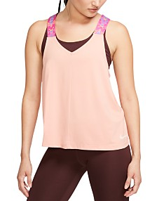 50329627f53 Nike Sleeveless Tops: Shop Sleeveless Tops - Macy's