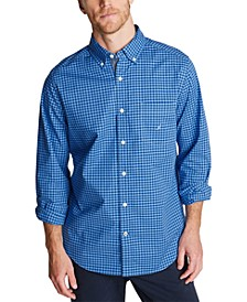 Men's Color Gingham Shirt