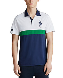 Polo Ralph Lauren Men's Polo Sport Performance Piqué Polo Shirt