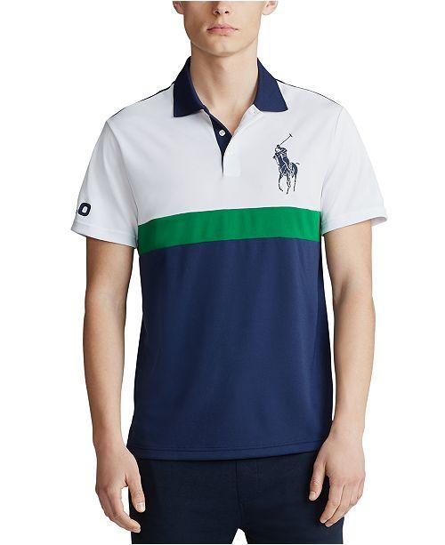 Polo Ralph Lauren Polo Ralph Lauren Men's Performance Piqué Polo Shirt