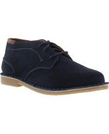 Kenneth Cole Little & Big Boys Real Deal Suede Sneaker