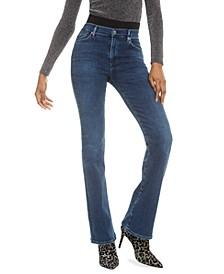 Emanuelle Slim Bootcut Jeans
