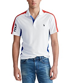Polo Ralph Lauren Men's Classic Fit Tech Piqué Polo