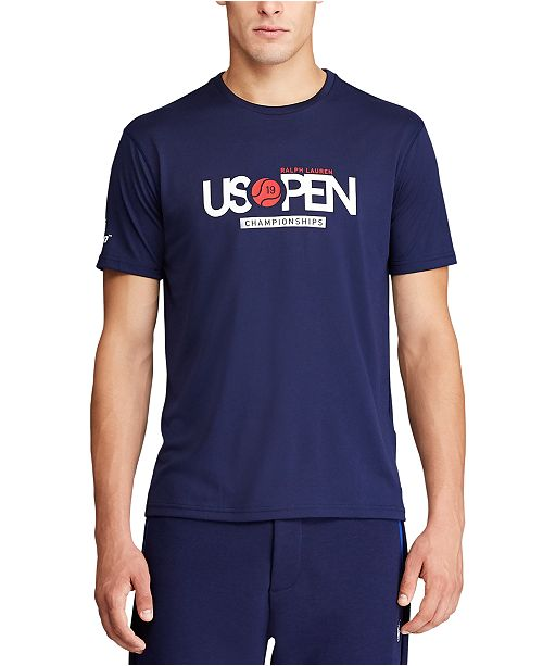 Polo Ralph Lauren Men's US Open Jersey Graphic Tee