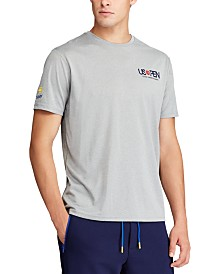 Polo Ralph Lauren Men's US Open Jersey Graphic Tee