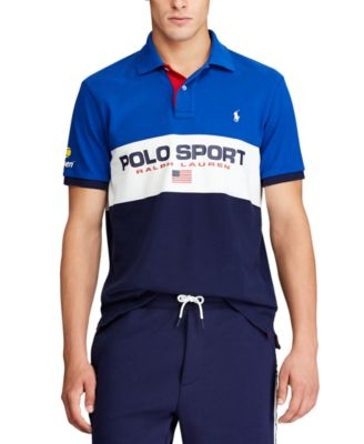 Tommy Hilfiger Homme Slim Twilight Blue Polo RRP £ 60.00