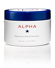 Alpha Signature Beard Remedy, 1.4 oz