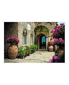 "Collection - Hotel Villa Cimbrone Canvas Art, 36"" x 27"""