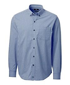Men's Big & Tall Anchor Gingham Shirt