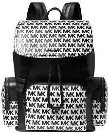 Michael Kors Men's Henry Leather Rucksack