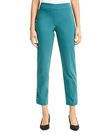 Tummy-Control Ankle Pants, Created for Macy's