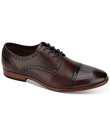 Vito Cap-Toe Lace-Up Oxfords