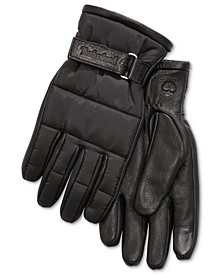 Men's Quilted Gloves
