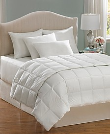 Hot Water Washable Allergy Protection Twin Comforter