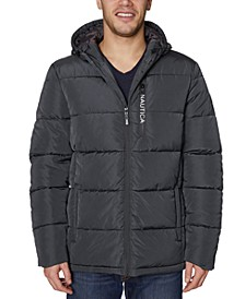 Men's Loden Hooded Parka