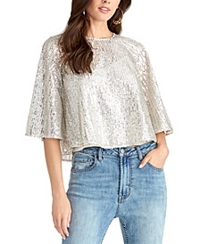 Drea Sequined Top