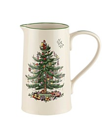 Christmas Tree Jug