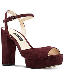 Nine West Gail Platform Dress Sandals