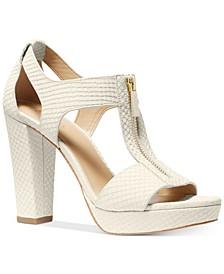 Berkley Platform Dress Sandals