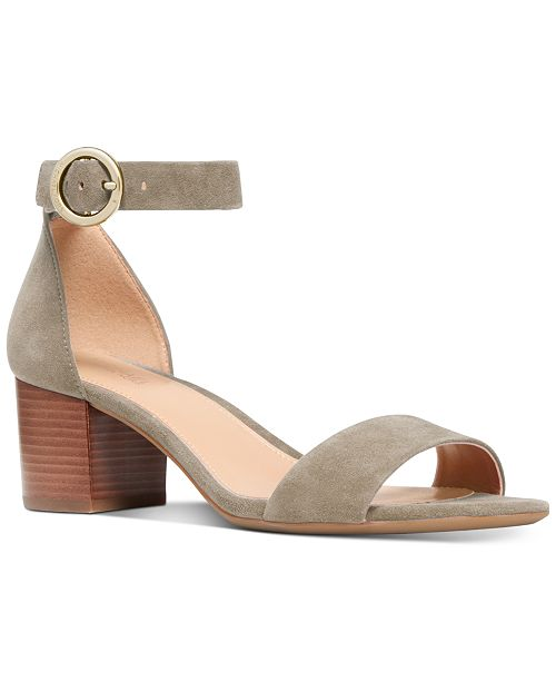 Michael Kors Lena Block Heel Dress Sandals