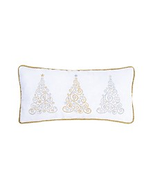 C&F Home Holiday Glam Pillow