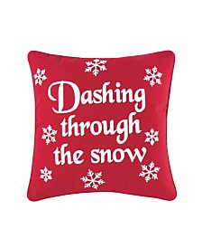 C&F Home Sleigh Ride Pillow 3