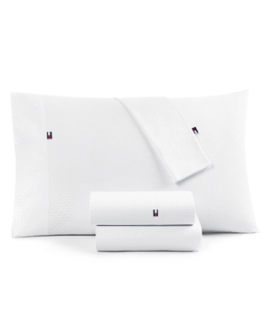 Tommy Hilfiger Abstract Full Sheet Set Bedding