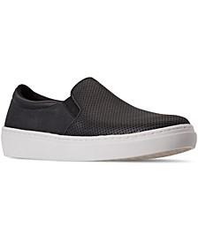 Women's Goldie - Plain Jane Slip-On Casual Sneakers from Finish Line