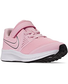 Little Girls' Star Runner 2 Running Sneakers from Finish Line