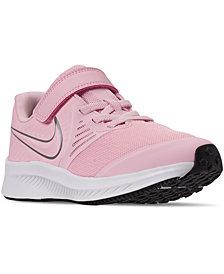 Nike Little Girls' Star Runner 2 Running Sneakers from Finish Line