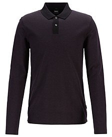 BOSS Men's Paschal Slim-Fit Polo Shirt