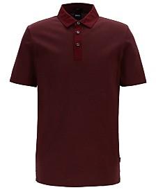 BOSS Men's Plummer Slim-Fit Polo Shirt
