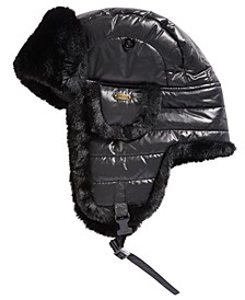 Men's Puffer Trapper Hat