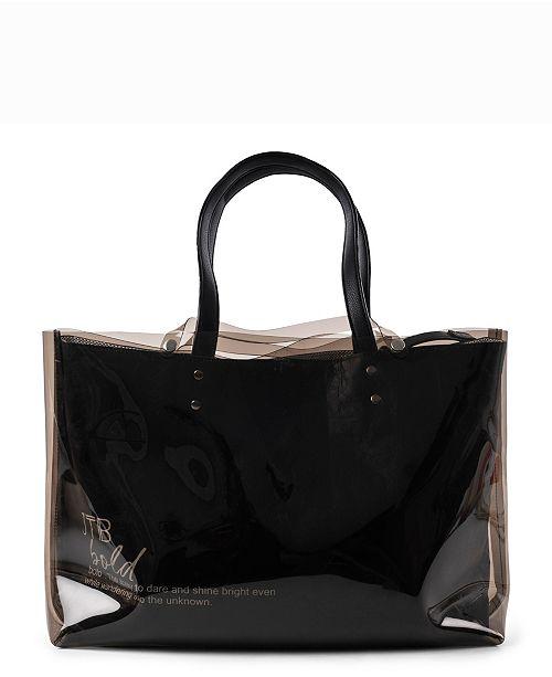 JTB Just to Be Concious 2-1 Tote Bag