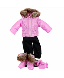 """16"""" Baby Doll Clothes - 6 Piece"""