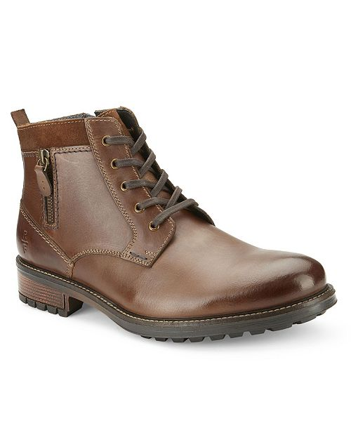 Reserved Footwear Men's Safford Mid-Top Boot