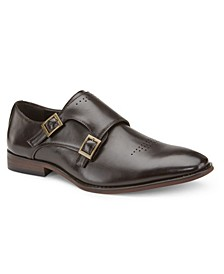 Men's Holden Dress Shoe Monk Strap