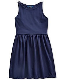 Big Girls Ponte Roma Dress