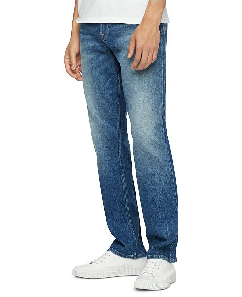 Calvin Klein Jeans Men's Relaxed-Fit Jeans