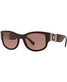 Sunglasses, Created For Macy's, VE4372 55