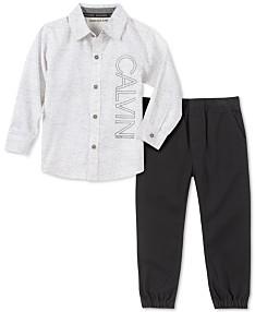 39a3d8aa037 Calvin Klein Kids Clothing: Shop Calvin Klein Kids Clothing - Macy's