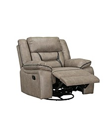 Acropolis Manual Motion Swivel Glider Recliner