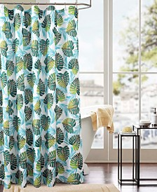 RT Designers Collection Classic Fern Printed Shower Curtain