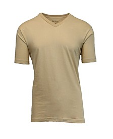 Men's Short Sleeve V-Neck T-Shirt