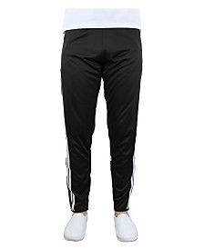Galaxy By Harvic Men's Moisture-Wicking Jogger Track Pants