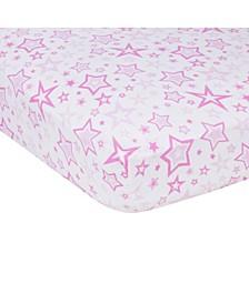 Micacle Baby Muslin Crib Sheet