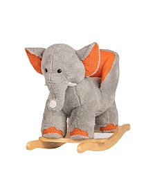 Rockin' Rider Ernie The Elephant Baby Rocker