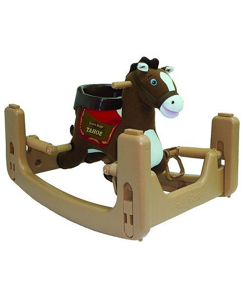Rockin' Rider Tahoe Grow-with-Me Pony