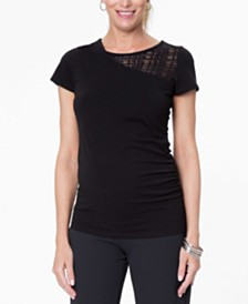 Stowaway Collection Maternity City and Nursing Top
