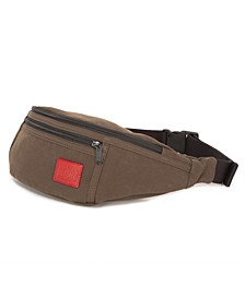 Waxed Nylon Alleycat Waist Bag